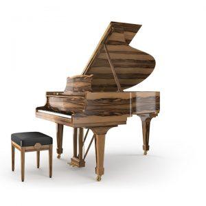 piano Steinway O-180