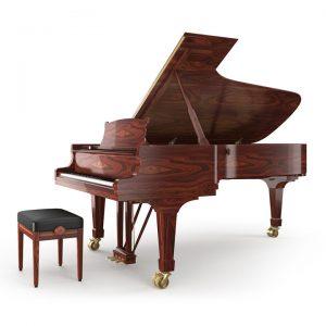 piano grand Steinway C-227