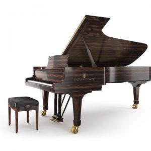 piano grand Steinway D-274