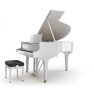 piano grand Steinway O-180