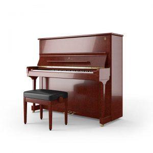 piano upright Steinway K132