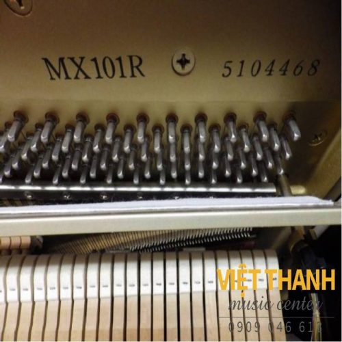 pin piano Yamaha MX101R