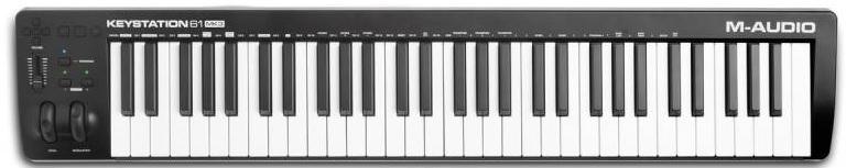 thiet bi phong thu M-Audio Keystation 61 MK3