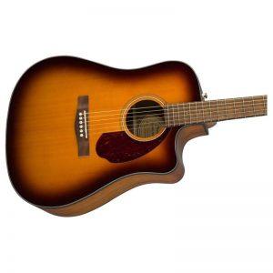 thung dan guitar Fender CD-140SCE