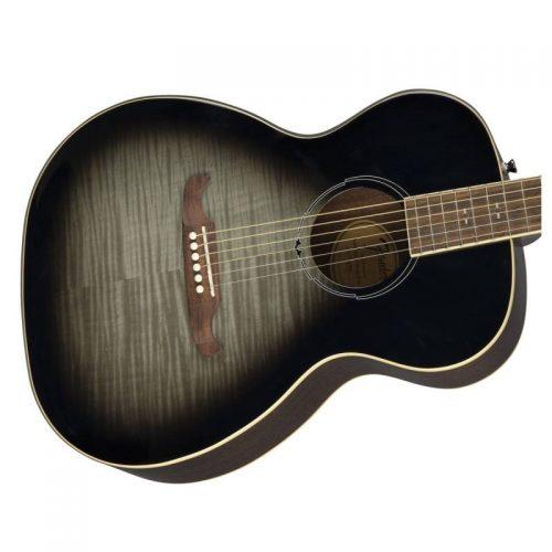 thung dan guitar Fender FA-235E