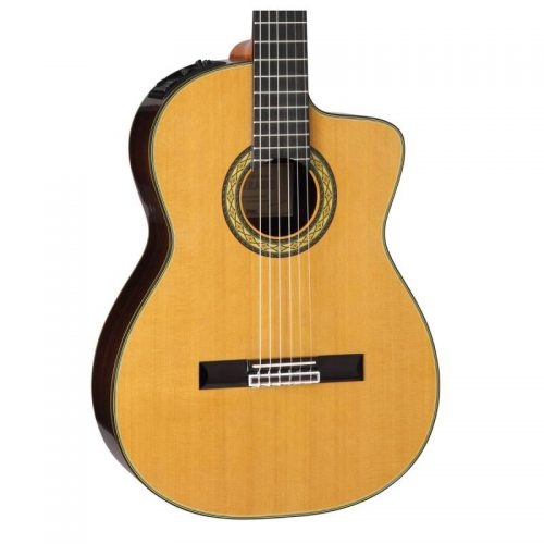 thung dan guitar Takamine TH5C