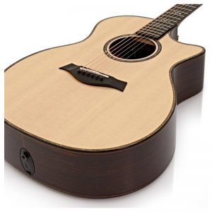 thung dan guitar Taylor 914ce