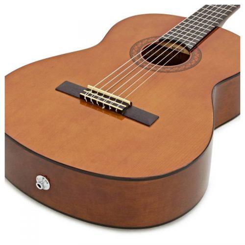 thung dan guitar Yamaha CX40