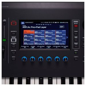 trinh dieu khien keyboard Roland Fantom 8
