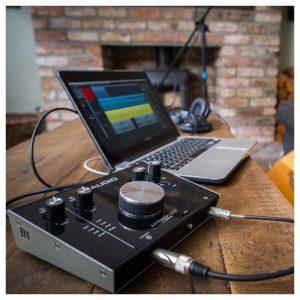 Soundcard M-Audio M-Track 2x2 Audio Interface