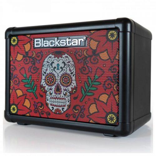 ampli guitar dien Blackstar FLY 3 Sugarskull