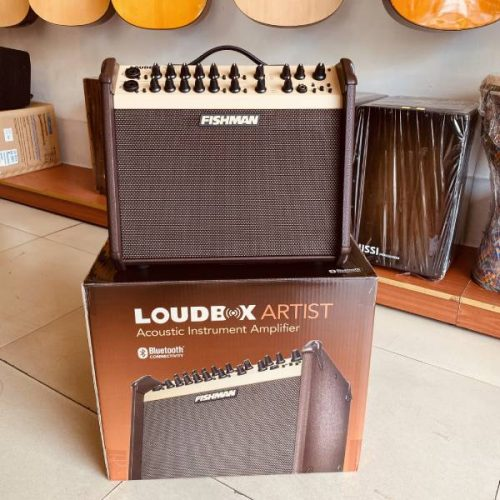 ampli guitar thung Fishman Loudbox Artist PRO-LBT-EU6