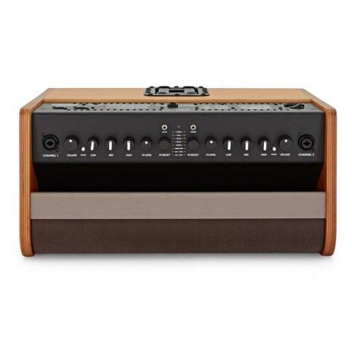 bang dieu khien ampli Fender Acoustic 200