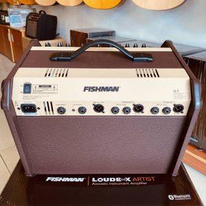 bang dieu khien ampli Fishman Loudbox Artist PRO-LBT-EU6