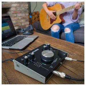 card am thanh M-Audio M-Track 2x2