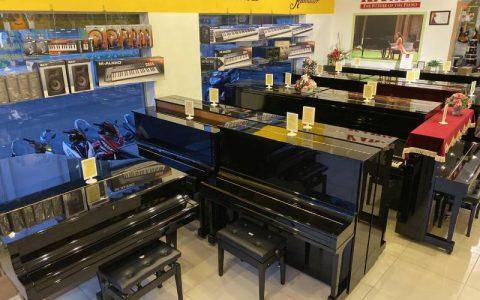 Top 10 đàn piano cơ cũ Nhật Bản bán chạy hiện nay