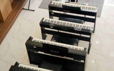 Cập nhật bảng giá đàn piano điện Casio mới nhất 2021