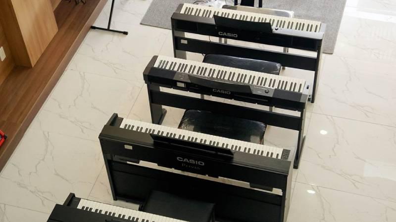 dan piano dien casio amnhacvietthanh