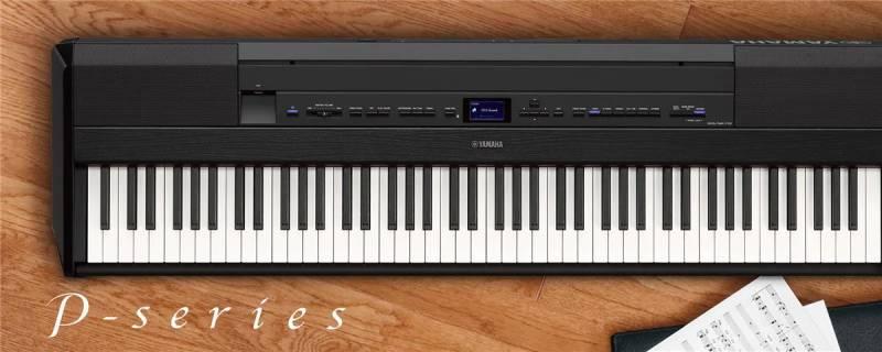 dan piano dien yamaha P-Series