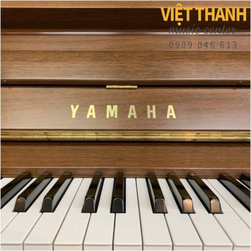 logo piano Yamaha YU30WN
