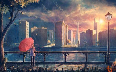 Lời bài hát Thành phố buồn của nhạc sĩ Lam Phương