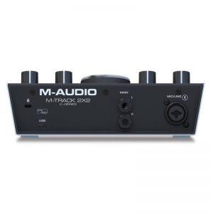 mat sau Audio Interface M-Audio M-Track 2x2