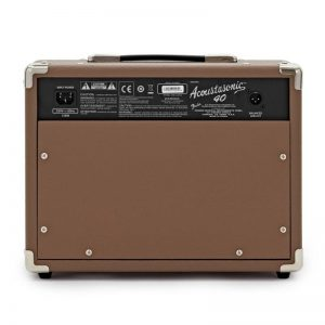mat sau ampli Fender Acoustasonic 40