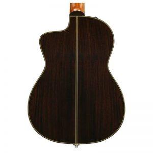 mat sau thung dan guitar Takamine TC132SC