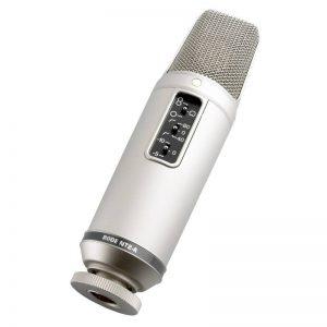 mic thu am Rode NT2-A