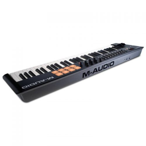 midi keyboard M-Audio Oxygen 61 IV