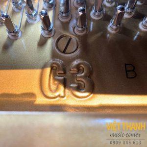model dan grand piano Yamaha G3B