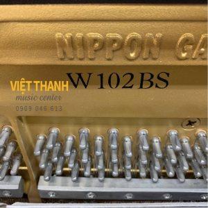 pin piano Yamaha W102BS
