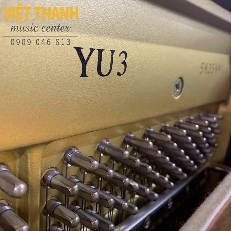 pin piano Yamaha YU3