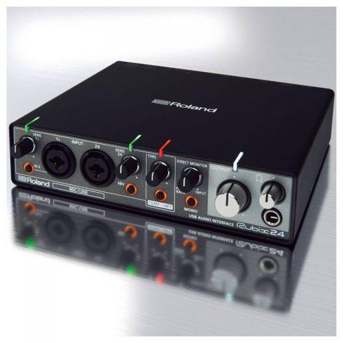 sound card Roland Rubix24