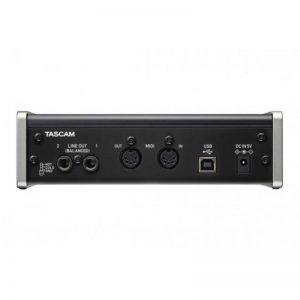 sound card Tascam US-2x2