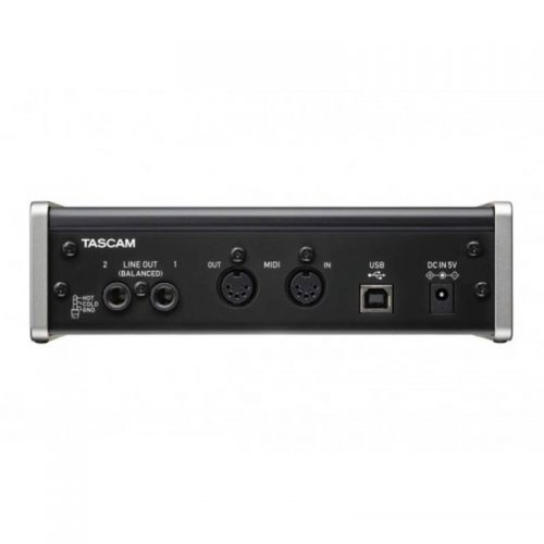 sound card Tascam US-2x2