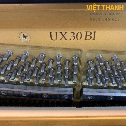 ten model piano yamaha ux30bl