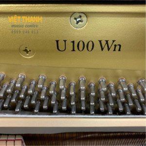 ten model trong may dan piano Yamaha U100WN