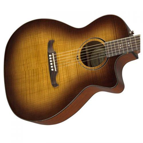 thung dan guitar Fender FA-345CE