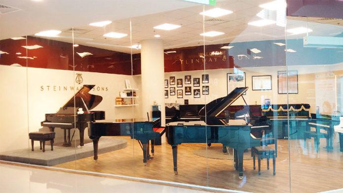 cua hang ban dan piano Steinway sons cu