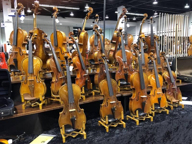 dan violin bieu dien