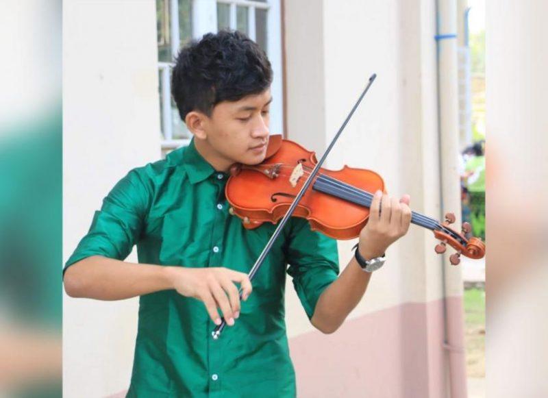 dan violin danh cho hoc sinh