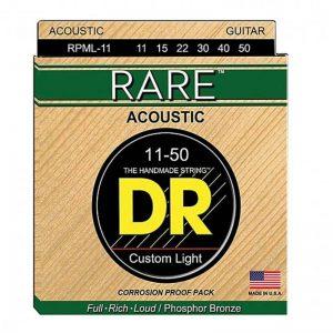 day dan guitar DR String RPML-11