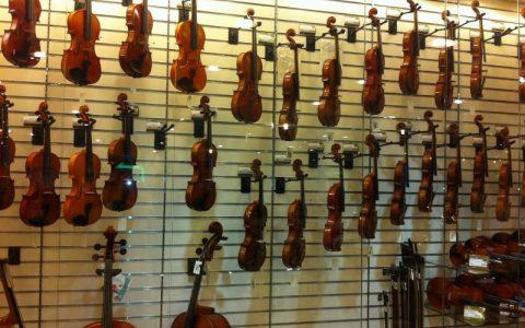 dia chi ban dan violin