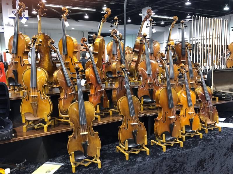 gia thong thuong cua mot cay dan violin