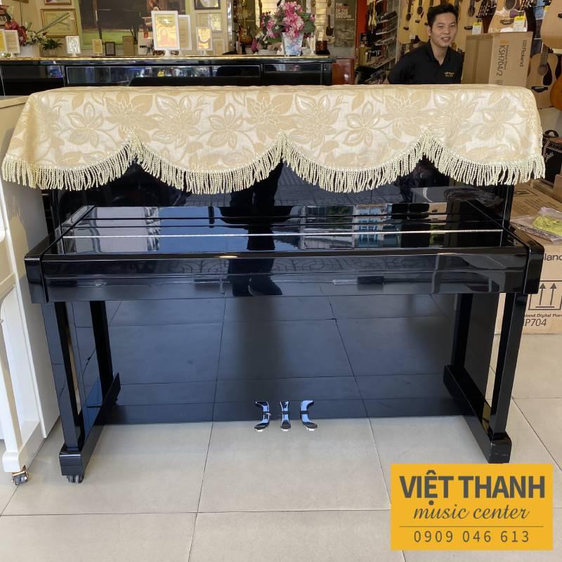 khan phu dan piano mau vang kim