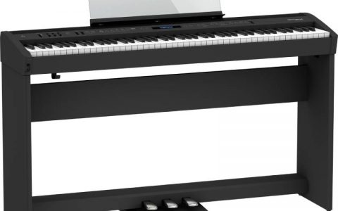 piano dien roland fp-60x mau den