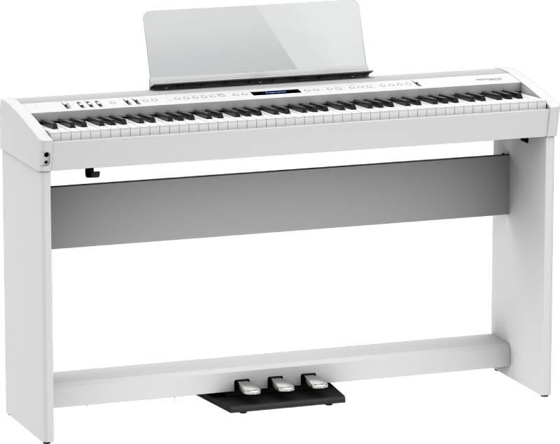 piano dien roland fp-60x mau trang