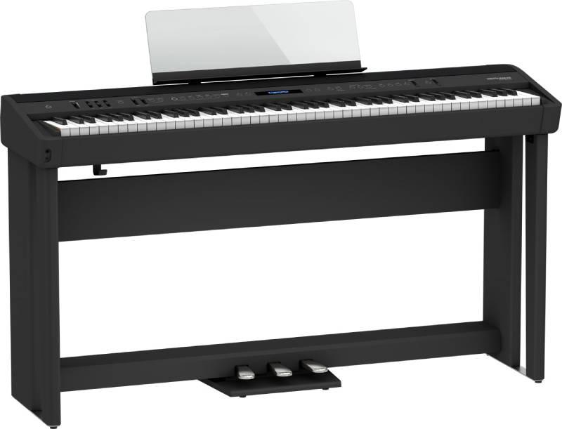 piano dien roland fp-90x mau den