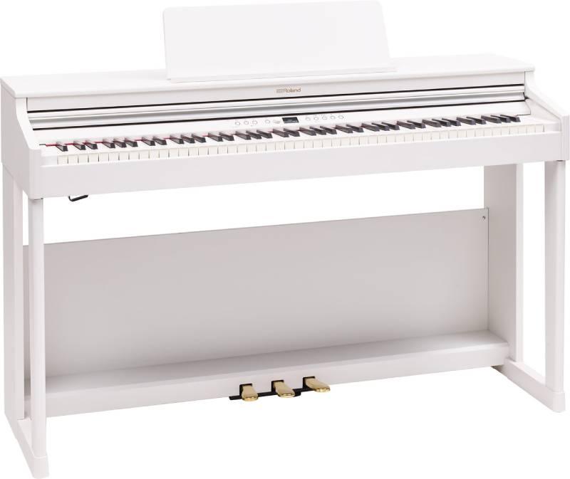 piano roland rp-701 mau trang